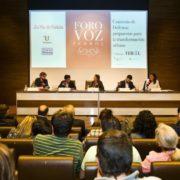 Ángel Manso: La sede de Afundación fue el escenario para el desarrollo de Foro Voz.