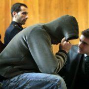 El acusado durante el juicio / CABALAR (EFE)