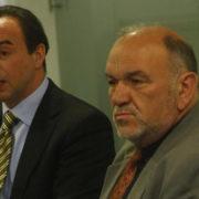 D. Ricardo Pérez Lama y D. Manuel Bouza Dopico
