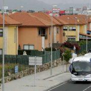 Los embargos dictados por el Ayuntamiento afectan a 34 viviendas y 38 fincas de la zona. CÉSAR TOIMIL