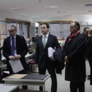 La subasta se celebró por la mañana en el Juzgado de Instrucción número 3 de Ferrol - Jorge Meis