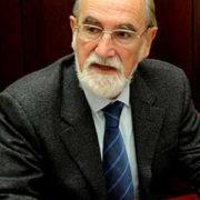 El alcalde Vicente Irisarri