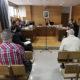 J. Pardo. Momento de la vista oral en el Juzgado de lo Penal número 1. La Voz de Galicia