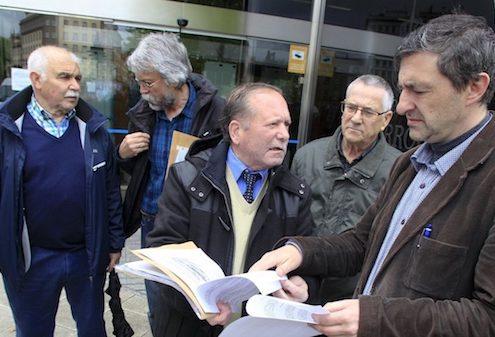 Desestiman recurso plataforma remunicipalización. José Pardo. La Voz de Galicia